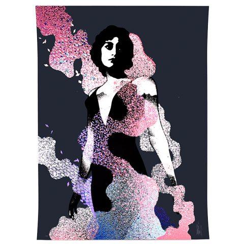 eelus conjuring print