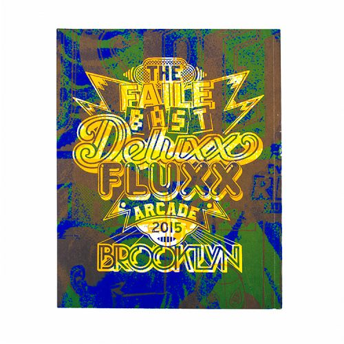 faile bast deluxx fluxx signed exhibition catalog back