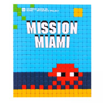 invader mission miami book