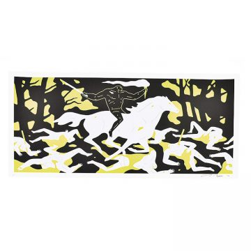 cleon peterson victory gold print