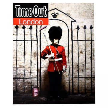 banksy time out london