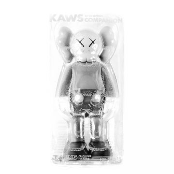 kaws companion grey in sealed package