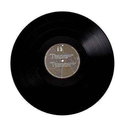 kaws dj hasebe vinyl record side a