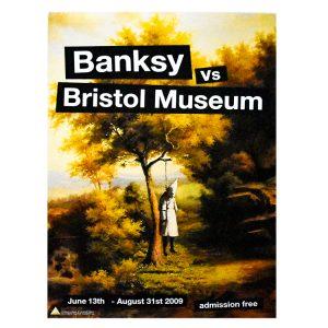 KLANSMAN (Banksy Vs Bristol Museum)