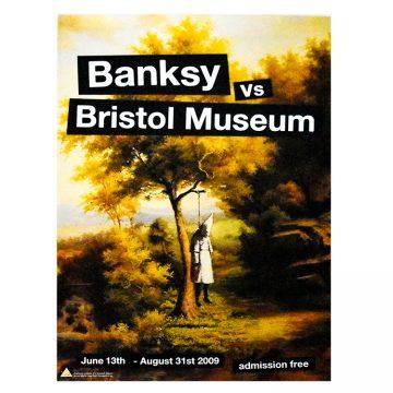 banksy vs bristol museum klansman
