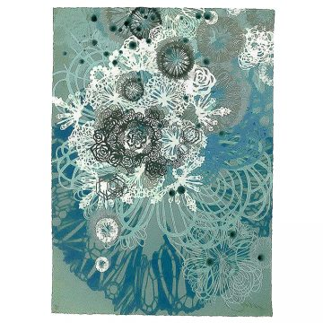 swoon snow blossoms hand embellised ap