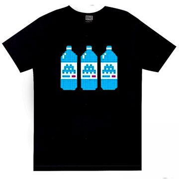 invader bne t shirt black