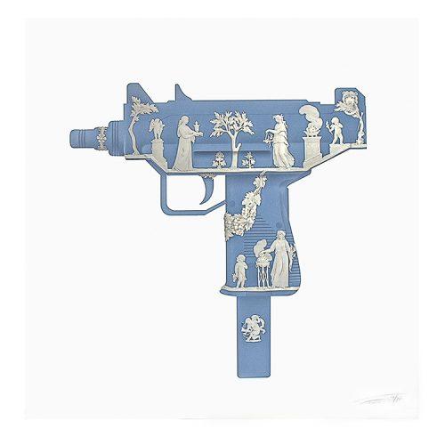 magnus gjoen uzi in pompeii blue