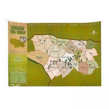 invader sao paulo signed map invasao sao paulo