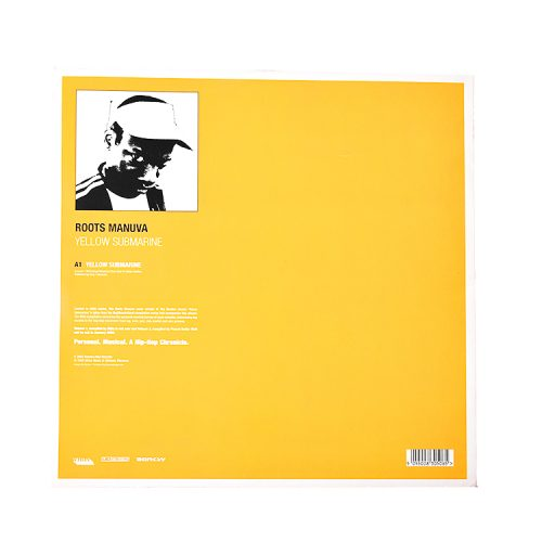 banksy roots manuva yellow submarine showing cover back