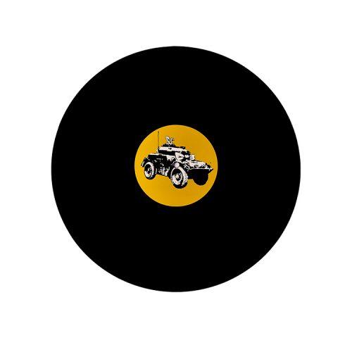banksy roots manuva yellow submarine showing vinyl record