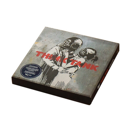banksy blur think tank special edition showing deluxe box set