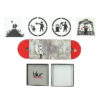 banksy blur think tank special edition showing all items included