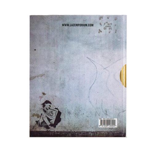 banksy captured by steve lazarides vol 2 showing back cover