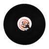banksy dirty funker radar rat brown showing radar rat image on vinyl record