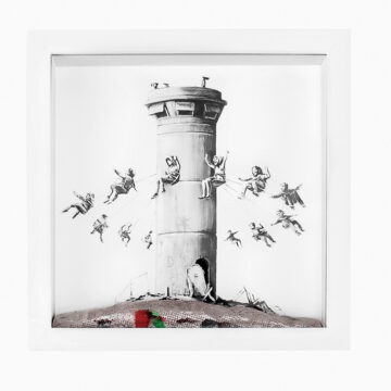 banksy walled off hotel box set 2