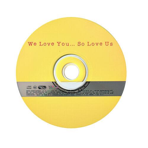 banksy wel love you so love us promo cd