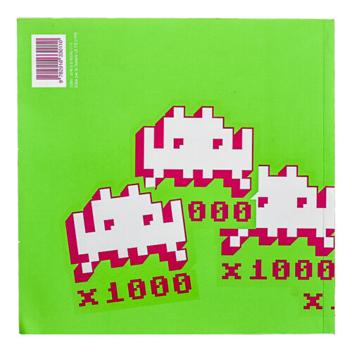 invader 1000 book back cover