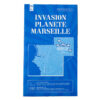 invader marseille map showing folded front