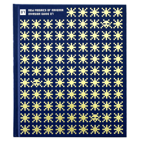 invader mosaics of ravenna book showing front cover
