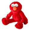 kaws elmo sitting