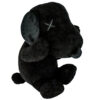 kaws black snoopy sitting