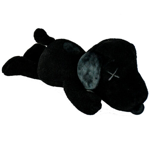 kaws black snoopy