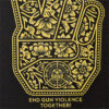 shepard fairey end gun violence together print showing middle close up with text