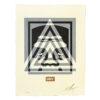 shepard fairey pyramid top icon