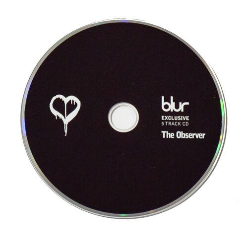 banksy blur the observer cd