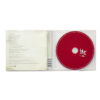 banksy blur out of time cd shown with open cover