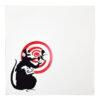 banksy dirty funker radar rat white cover back cover