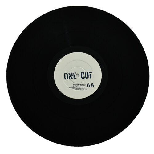 banksy one cut mr x record side aa