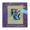 """futura 2000 and his escapades 7"""" front cover with futura photo"""