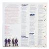 invader la souris deglinguee vinyl record inside gatefold with album details