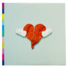 kaws kanye west 808's and heartbreak vinyl record front cover