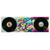 kaws kanye west 808's and heartbreak vinyl record showing double lp and cd