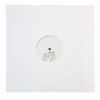 banksy blur crazy beat promo hand stamped vinyl record showing front of sleeve