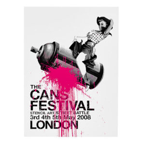 CANS FESTIVAL POSTER