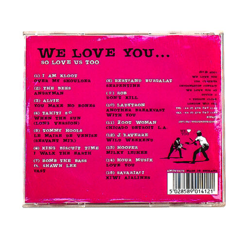 banksy we love you so love us too back cover