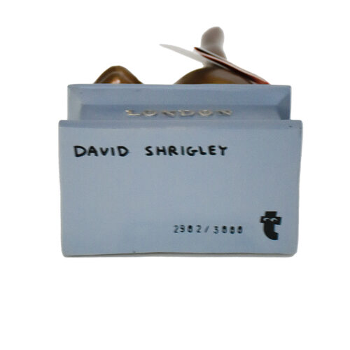 david shrigley really good thumb bottom with edition number and shrigley signature